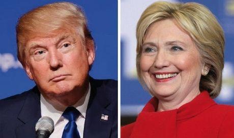 Ong Trump: Ba Clinton co the cham ngoi cho 'The chien thu ba' - Anh 1