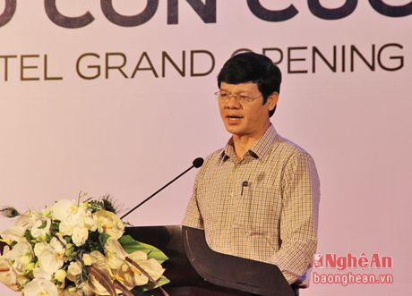 Muong Thanh khai truong khach san 4 sao o pho nui - Anh 3