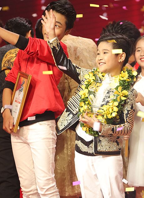 Trinh Nhat Minh doat quan quan The Voice Kids 2016 - Anh 1