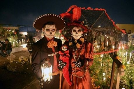 Halloween va nhung dem hoi kinh hoang nhat the gioi - Anh 10
