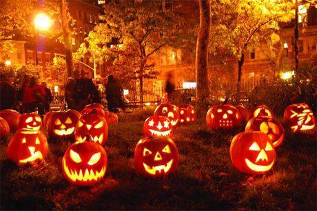 Halloween va nhung dem hoi kinh hoang nhat the gioi - Anh 1
