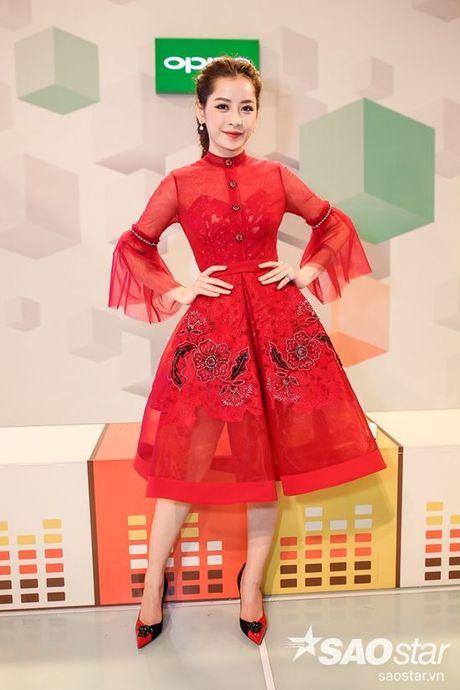 Noo dien lai ao tai Asia Song Festival, Dong Nhi hoa tieu thu trong trang phuc co dien - Anh 10