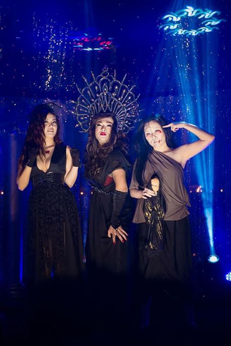 Halloween den roi: Hoc sao Viet nhung cach hoa trang ki di nhat - Anh 15