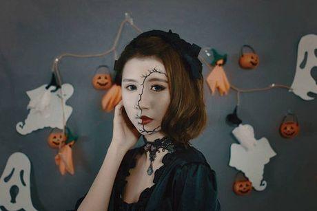 Halloween den roi: Hoc sao Viet nhung cach hoa trang ki di nhat - Anh 9