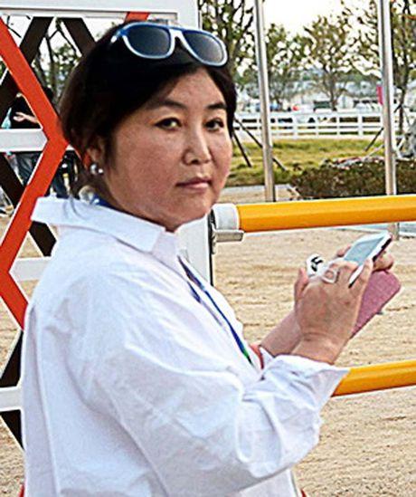 Tong thong Han Quoc dieu dung vi ban than - Anh 2