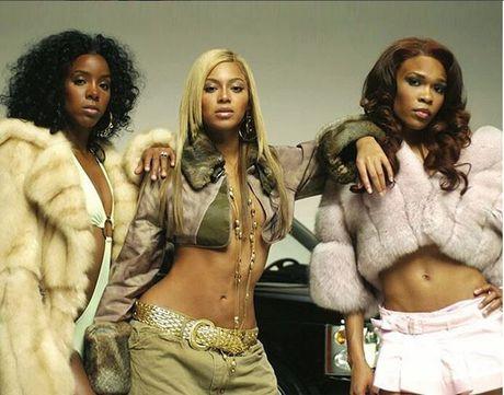 Nhom nhac Destiny's Child se tai hop? - Anh 1