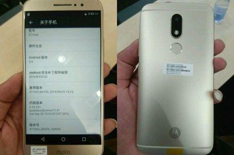 Motorola sap tung smartphone Moto M voi pin 5.100 mAh - Anh 2