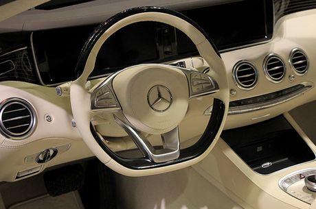 Mercedes-Benz S500 mui tran dau tien tai Viet Nam - Anh 13