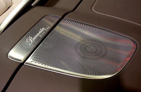 Mercedes-Benz S500 mui tran dau tien tai Viet Nam - Anh 14