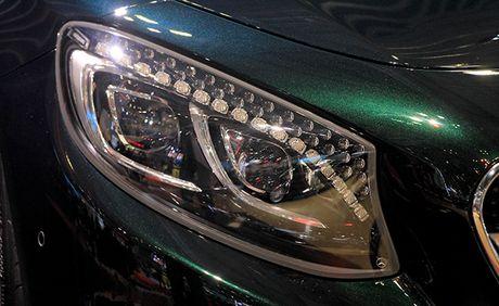 Mercedes-Benz S500 mui tran dau tien tai Viet Nam - Anh 9
