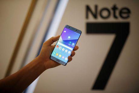 Su co Galaxy Note 7 tac dong khong dang ke den kim ngach xuat khau - Anh 1