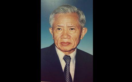 Thong bao ve le tang dong chi Nguyen Van Chinh - Anh 1