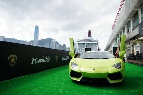 Lamborghini ra mat Aventador ban dac biet - Anh 10