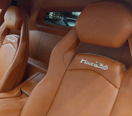Lamborghini ra mat Aventador ban dac biet - Anh 8