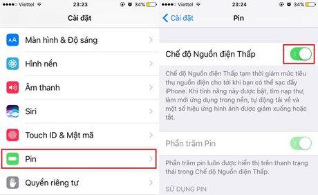 Nhung nguyen nhan gay hao pin tren iPhone - Anh 1