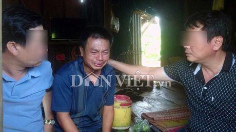 Nghi can no sung o Dak Nong bat khoc ra dau thu - Anh 1
