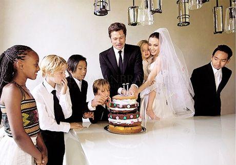 Angelina Jolie va Brad Pitt lien tuc ban nha sau khi chia tay - Anh 4