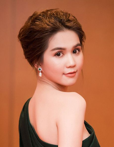 Ngoc Trinh dien dam khoet xuyen thau - Anh 3