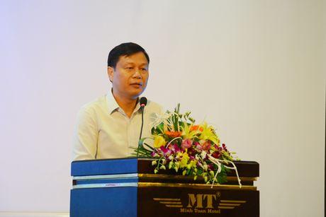 Toa dam Hoi Doanh nhan tre: Nguoi dung dau Hoi phai can bang tai, tam, tam, tri va thoi gian - Anh 1