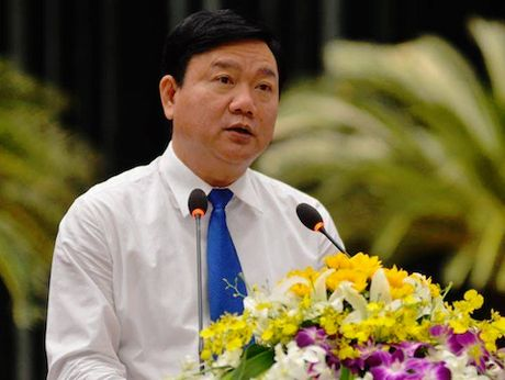 Bi thu Dinh La Thang chi dao giai quyet phan anh cua mot giao vien - Anh 1