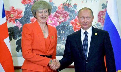 Chia tay EU, Anh lao vao 'vong tay' Nga - Anh 1