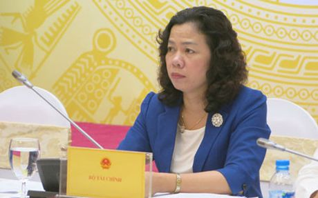 Bo Tai chinh dua ra cac giai phap phat trien thi truong von - Anh 1