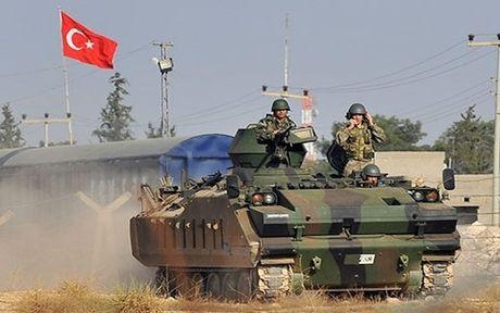 Tho Nhi Ky se tang cuong quan doi tai khu vuc sat bien gioi Iraq - Anh 1