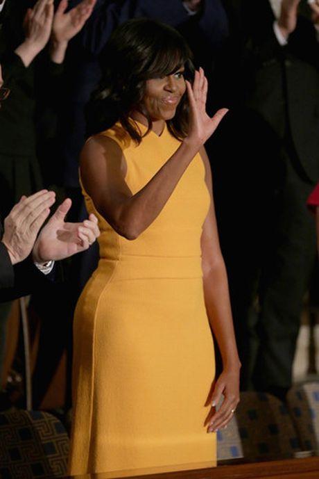 40 bo trang phuc dep nhat cua De nhat Phu nhan Michelle Obama (Phan 2) - Anh 12