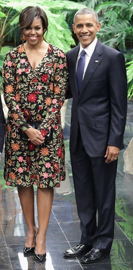 40 bo trang phuc dep nhat cua De nhat Phu nhan Michelle Obama (Phan 2) - Anh 14