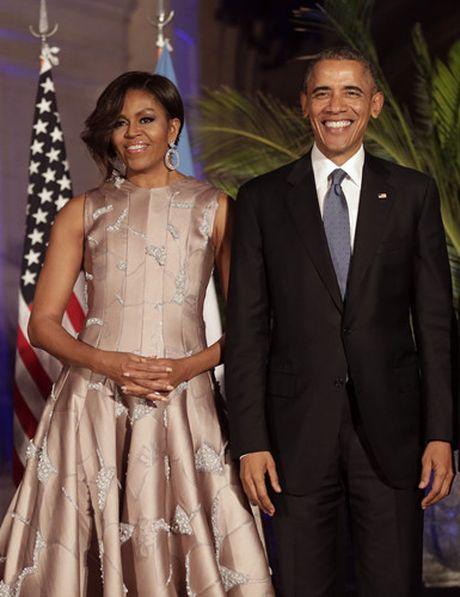 40 bo trang phuc dep nhat cua De nhat Phu nhan Michelle Obama (Phan 2) - Anh 15