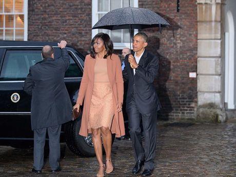 40 bo trang phuc dep nhat cua De nhat Phu nhan Michelle Obama (Phan 2) - Anh 16