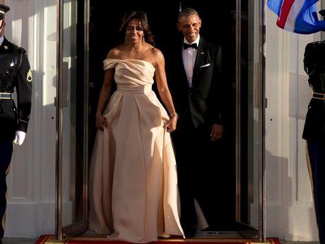 40 bo trang phuc dep nhat cua De nhat Phu nhan Michelle Obama (Phan 2) - Anh 18