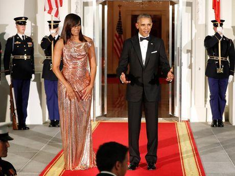 40 bo trang phuc dep nhat cua De nhat Phu nhan Michelle Obama (Phan 2) - Anh 20