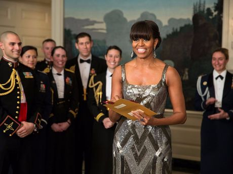 40 bo trang phuc dep nhat cua De nhat Phu nhan Michelle Obama (Phan 2) - Anh 5
