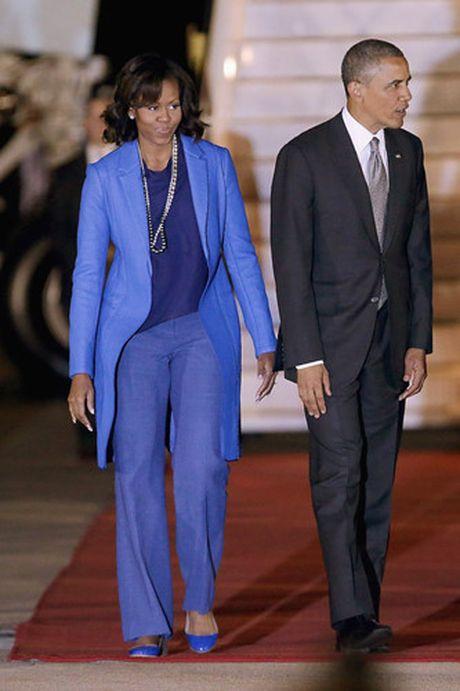 40 bo trang phuc dep nhat cua De nhat Phu nhan Michelle Obama (Phan 2) - Anh 6