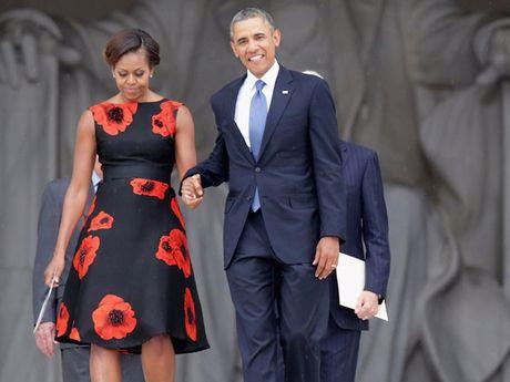 40 bo trang phuc dep nhat cua De nhat Phu nhan Michelle Obama (Phan 2) - Anh 7