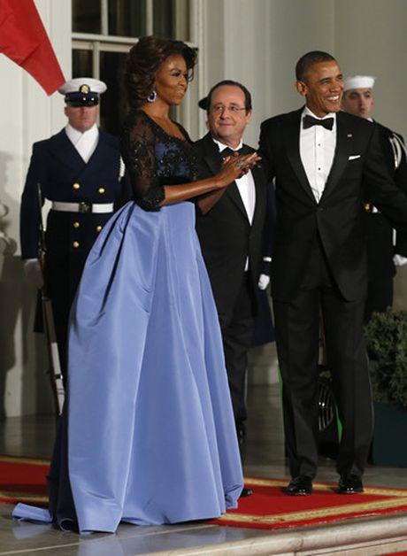 40 bo trang phuc dep nhat cua De nhat Phu nhan Michelle Obama (Phan 2) - Anh 8