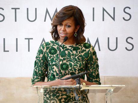 40 bo trang phuc dep nhat cua De nhat Phu nhan Michelle Obama (Phan 2) - Anh 9