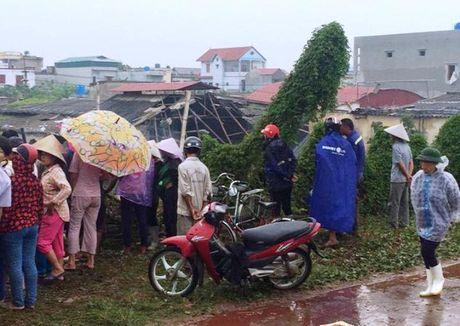 Hien truong vu no binh gas o Thai Binh khien nhieu nguoi thuong vong - Anh 3