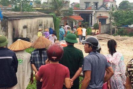 Hien truong vu no binh gas o Thai Binh khien nhieu nguoi thuong vong - Anh 4