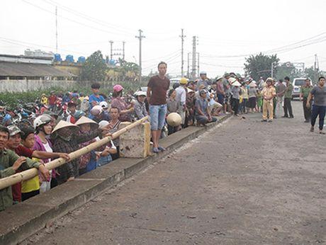 Hien truong vu no binh gas o Thai Binh khien nhieu nguoi thuong vong - Anh 9