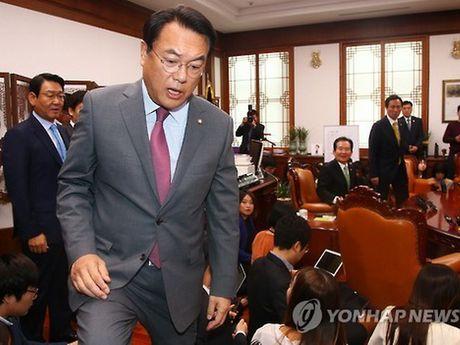 Han Quoc van chua tim duoc giai phap cho vu be boi chinh tri - Anh 1