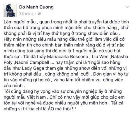 Lan Khue dap loi Minh Tu, bai hoc cho sao Viet - Anh 2