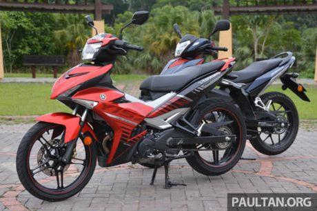 Chon mua Honda RS150R hay Yamaha 15ZR? - Anh 2
