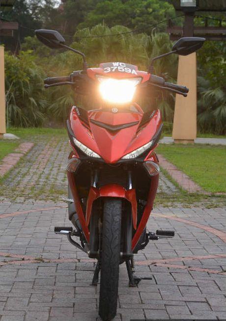 Chon mua Honda RS150R hay Yamaha 15ZR? - Anh 6