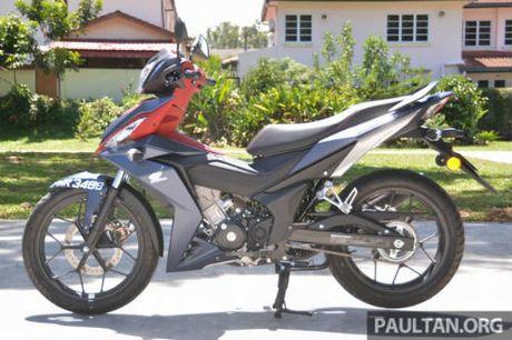 Chon mua Honda RS150R hay Yamaha 15ZR? - Anh 8