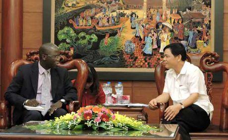 WB ho tro Viet Nam dam bao an toan thuc pham - Anh 1