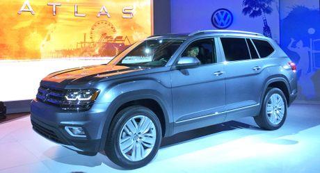 VW Atlas 2018 - 'At chu bai' cua VW tai My - Anh 1