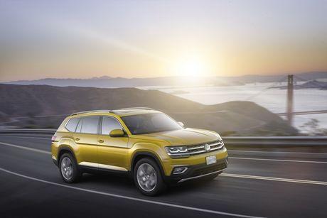 VW Atlas 2018 - 'At chu bai' cua VW tai My - Anh 2