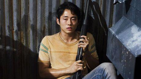 Dien vien chau A tu nan trong The Walking Dead la ai? - Anh 4